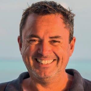 Christian Allanic, moniteur en croisière plongée avec OK Maldives