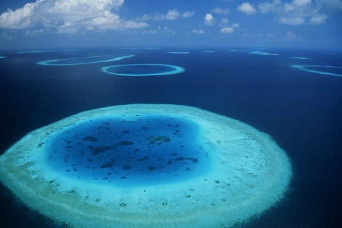 Atoll en croisière plongée avec OK Maldives
